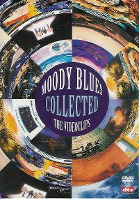 Cover The Moody Blues - Collected - The Videoclips [DVD]